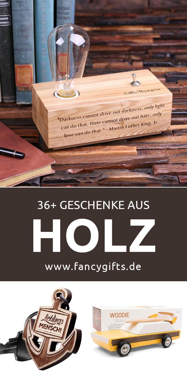 54 Einzigartige Geschenke Aus Holz Fancy Gifts