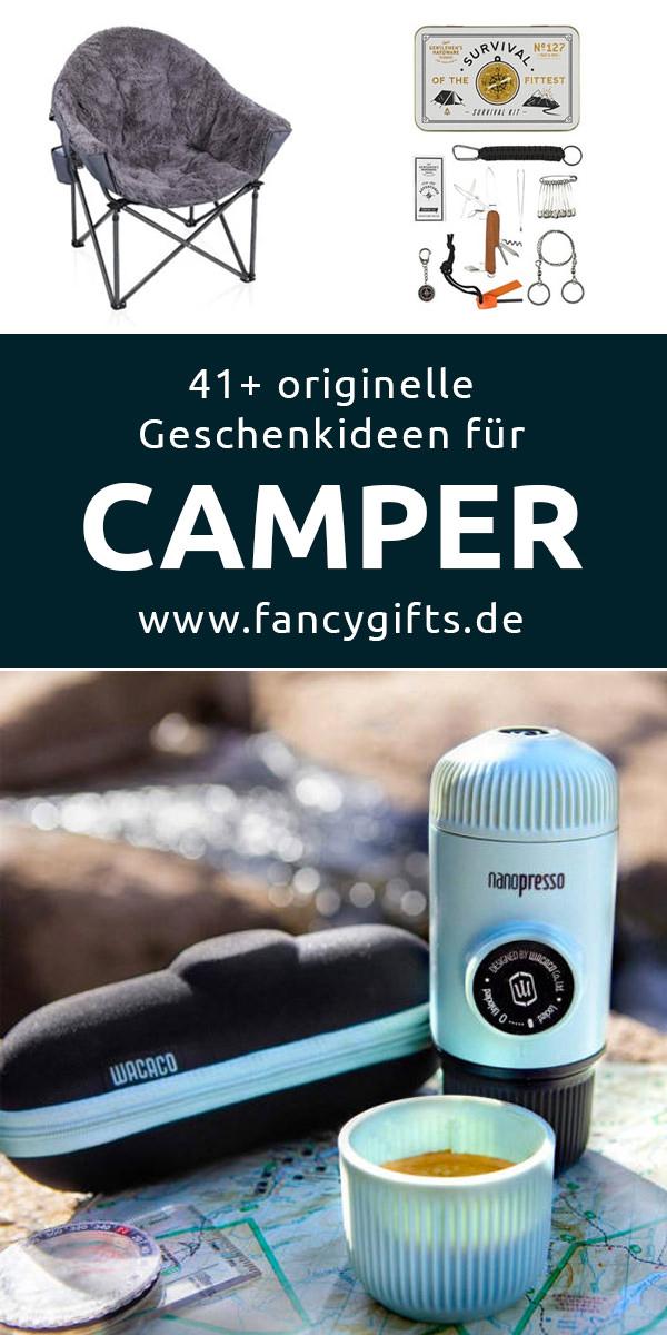42 Praktische Geschenke Fur Camper Fancy Gifts