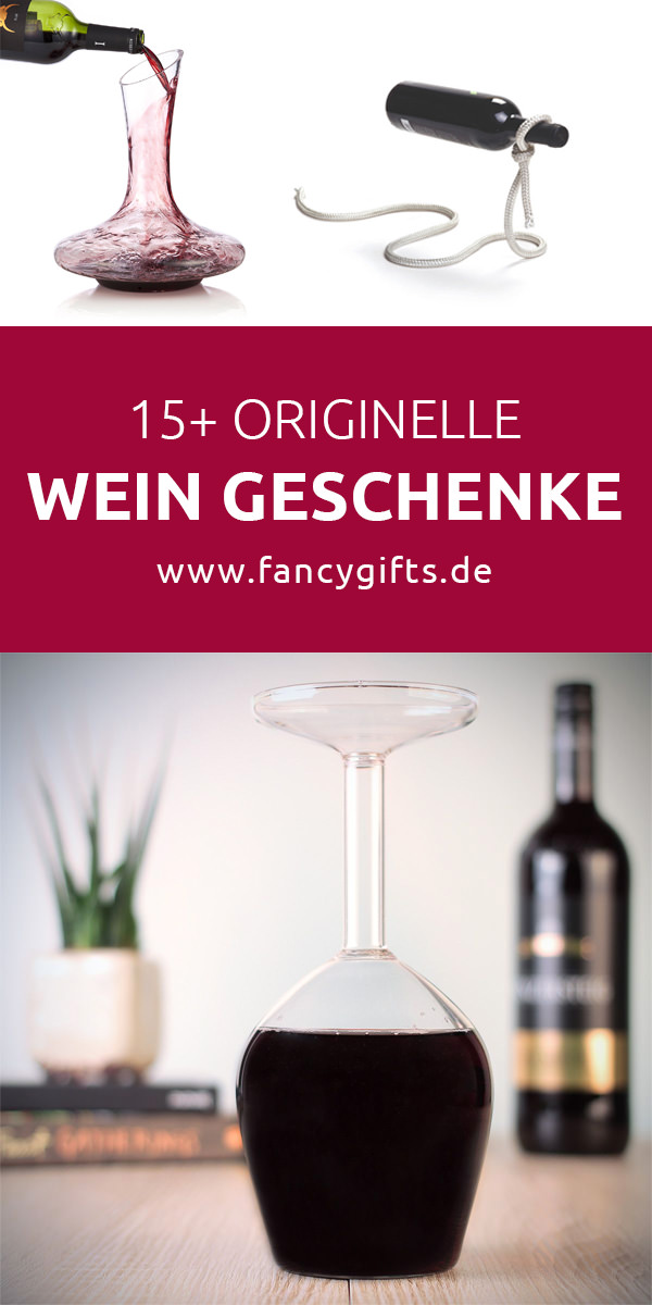 19 originelle geschenke f r wein liebhaber fancy gifts. Black Bedroom Furniture Sets. Home Design Ideas