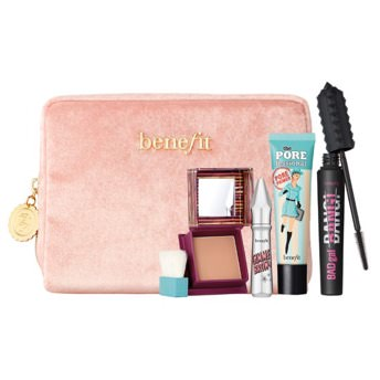 Benefit Cosmetics Buttercup Holiday Kit -