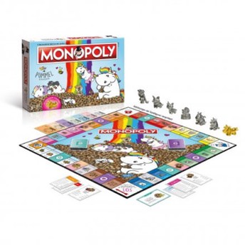 Monopoly in der PummeleinhornEdition -