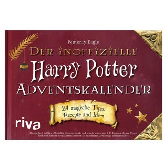 Der inoffizielle Harry Potter Adventskalender -