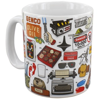 Die Film Buff Tasse -