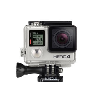 GoPro HERO4 Silver Adventure Actionkamera -
