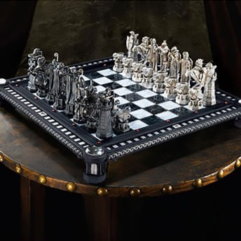 Harry Potter Final Challenge Schach Set -