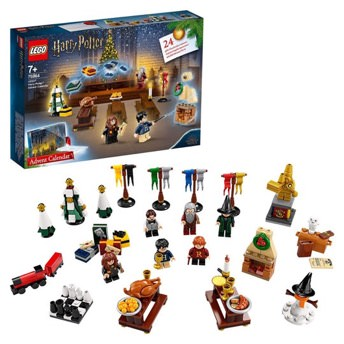 LEGO Harry Potter Adventskalender -
