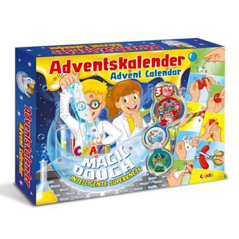 MAGIC DOUGH Superknete Adventskalender -