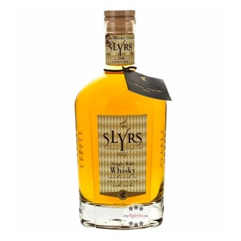 Slyrs Single Malt Whisky aus Bayern -
