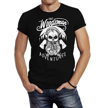 TShirt The Woodsman Adventures -