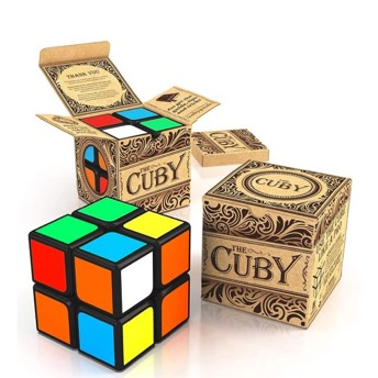 The Cuby 2x2 Zauberwrfel -