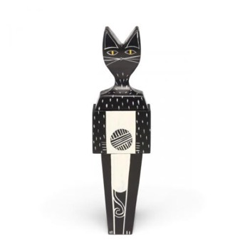 Vitra Wooden Doll Cat mit Magneten -