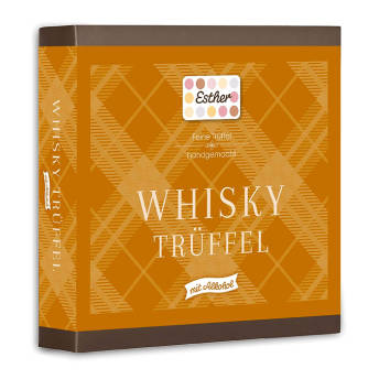 Esther Whisky Trffel -