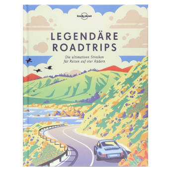Legendre Roadtrips Die ultimativen Strecken fr Reisen  -