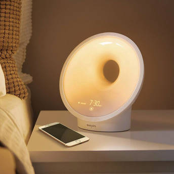 Philips Connected Sleep und Wakeup Light -