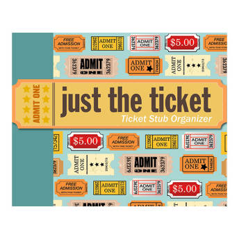 Ticket Organizer fr Ticketsammler -