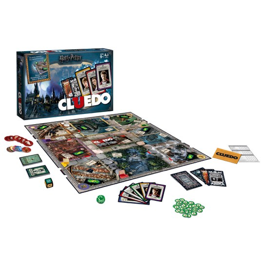 Cluedo Harry Potter Collectors Edition