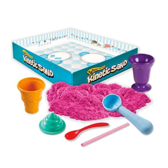 Kinetic Sand Eiscreme Set