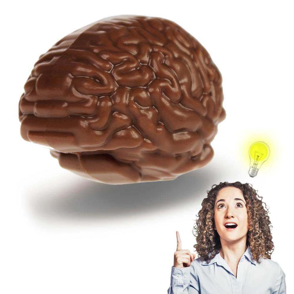 Notfall Hirn Aus Schokolade Wers Braucht Bekommts